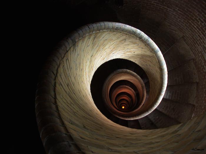 Negative Spiral